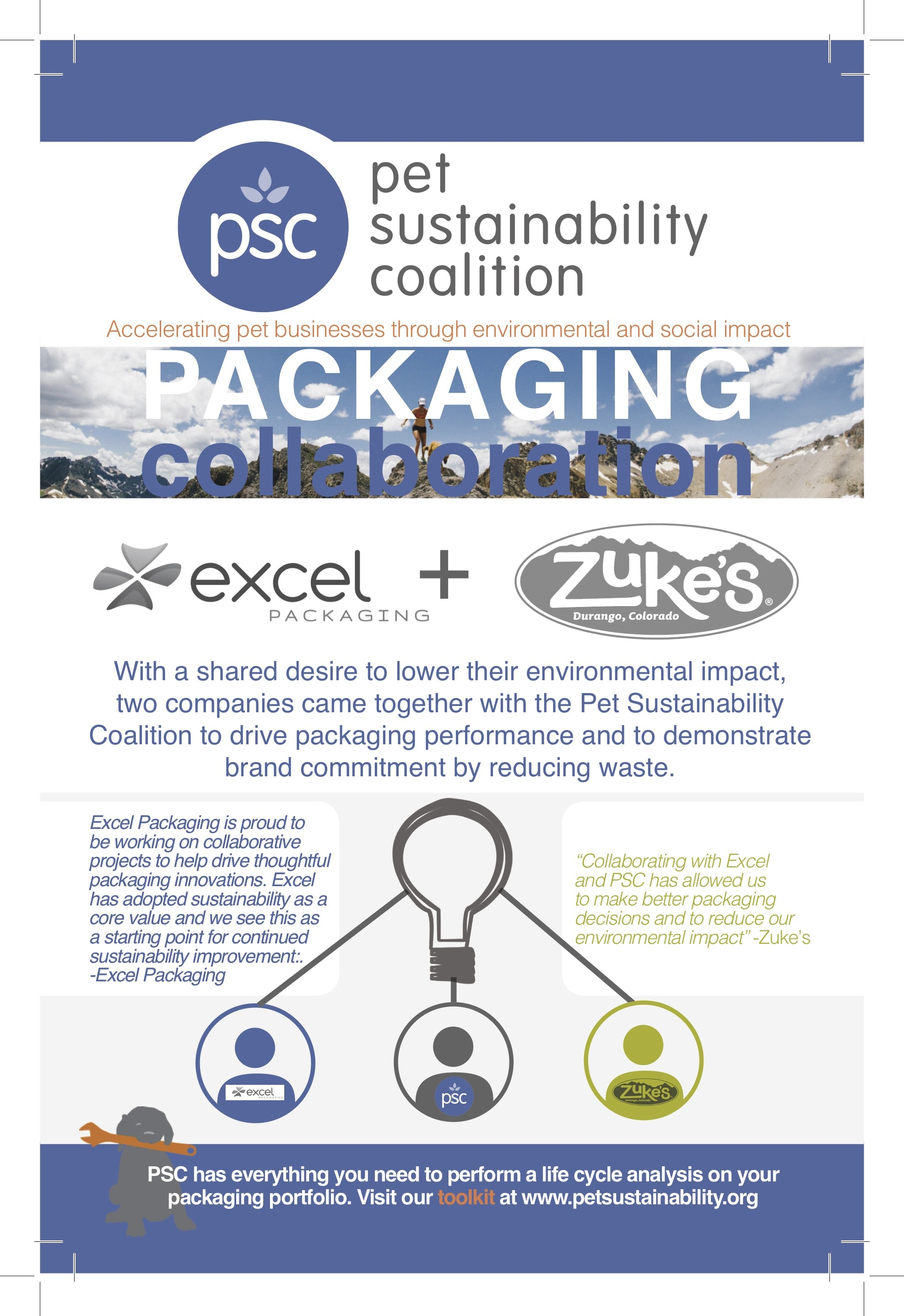 PSC Members Now Have Access to Nation's Leading Sustainable Packaging Platform
