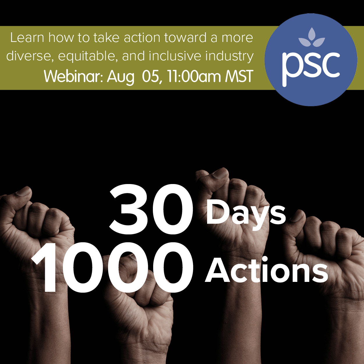 PSC Challenges The Pet Industry To Take 1000 Actions Toward Diversity, Equity and Inclusion