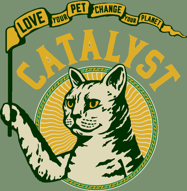 catalyst pet logo