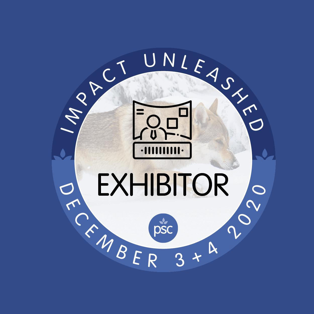 Impact Unleashed Exhibitor Badge