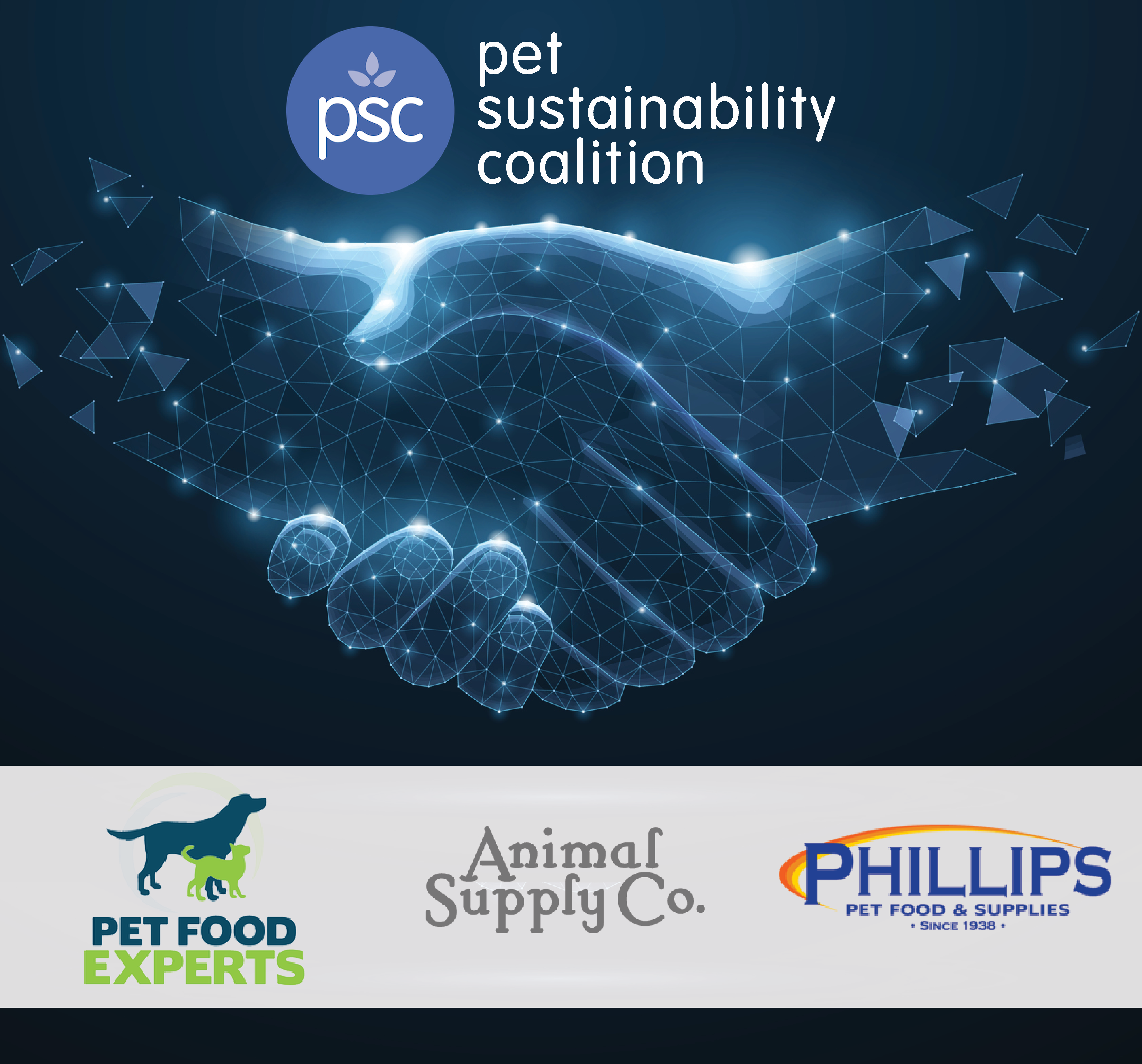 The Top Three Distributors in Independent Pet Join Forces